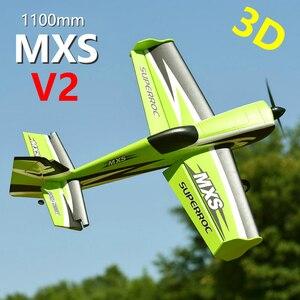 FMS RC Airplane 1100MM 1.1M MX