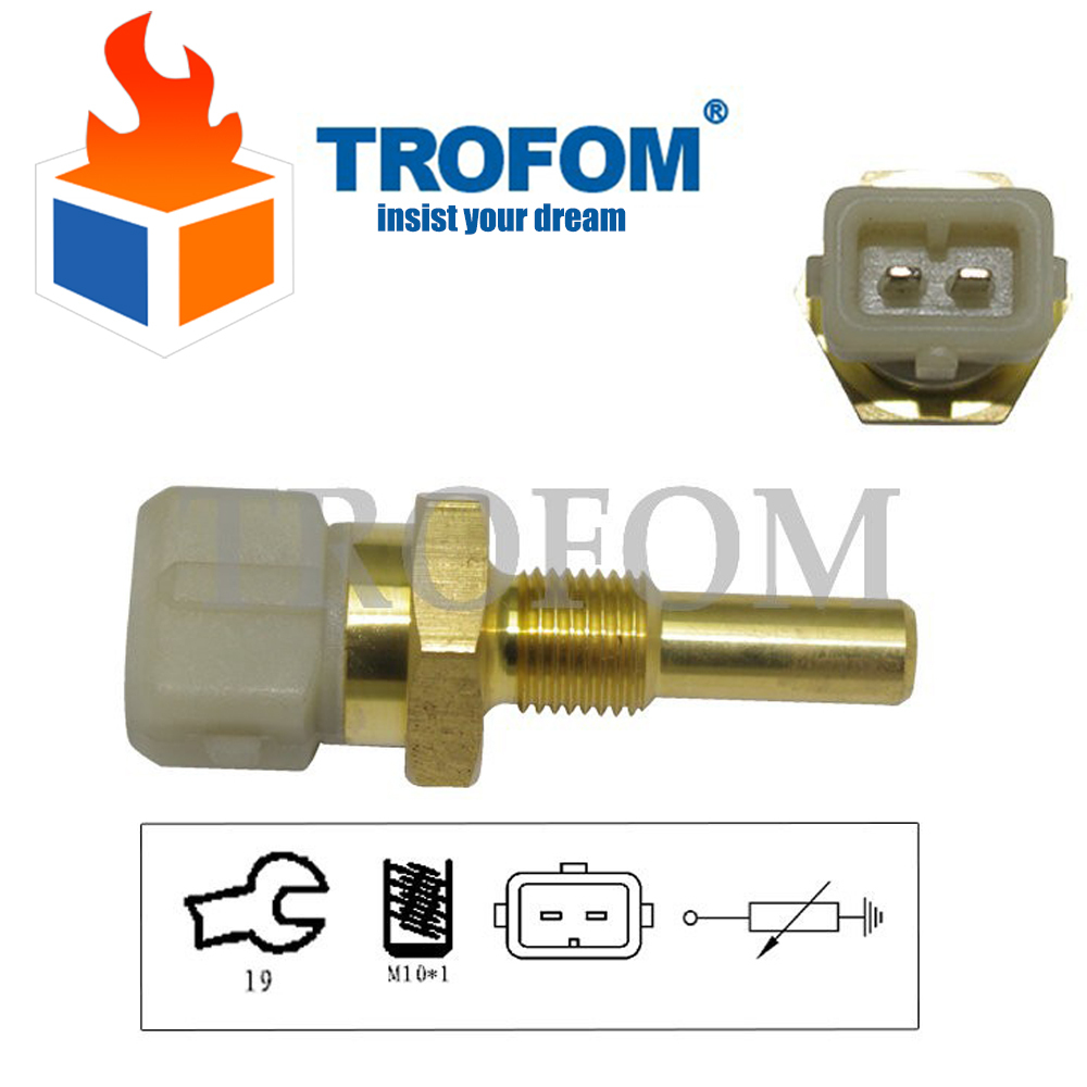 Coolant Water Temperature Sensor For Volkswagen Vw Caddy