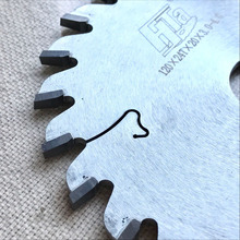 Free shipping of high quality 120*3.0-4.0*22*24T TCT scoring blade origial high density tips for Scoring Aluminum plate/alunimun