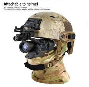 Image 5 - Eagleeye Бесплатная доставка, тактический прицел ночного видения для страйкбола, охотничьего ружья, стрельбы, в виде PVS 14