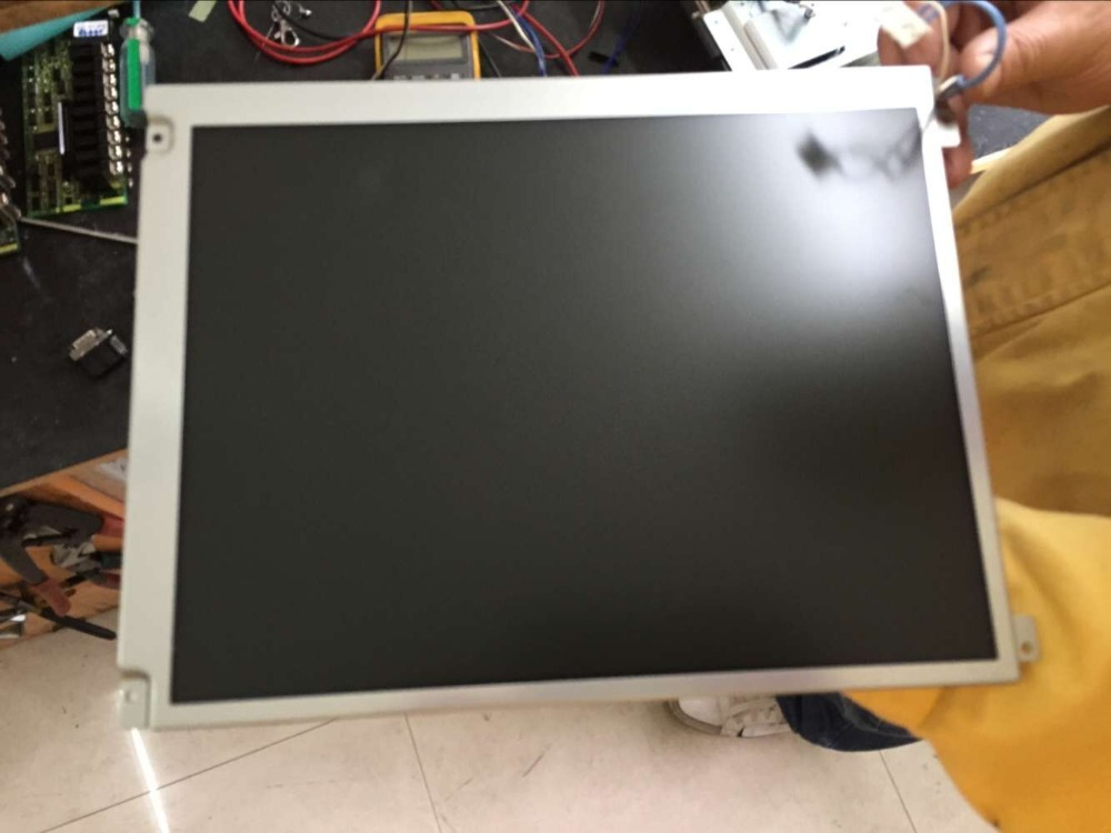 10.4 inch industrial LCD Panel LMG7550XUFC with CCFL LAMP Original A+ Grade 12 months warranty