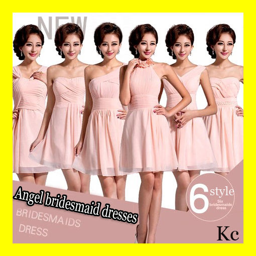 Us 134 0 Bridesmaid Dresses Fuchsia Beach Wedding Dress Designers Evening Adult Scalloped Tank Sleeveless Basque Flowers 2015 Wholesale In