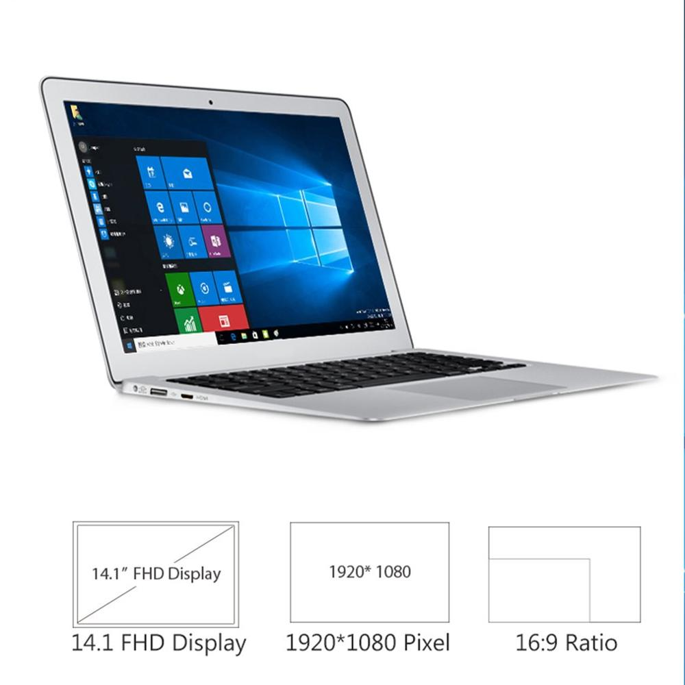 YEPO 14 inch 737 T RAM 2G + ROM 32G WIFI 4.0 FOR Windows 10 Laptop portable notebook intel Cherry Trail Z8350 Quad-core(China)