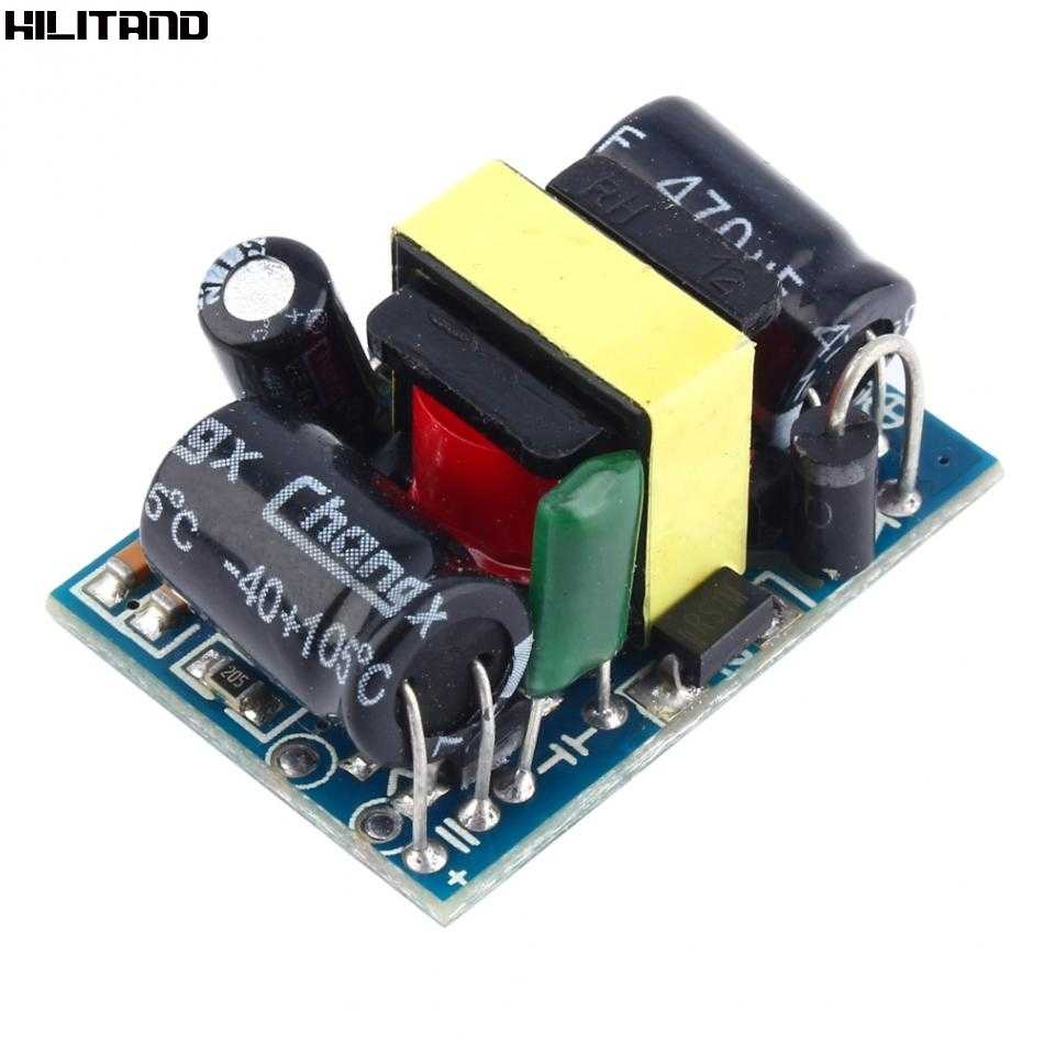 AC-DC 700mA Isolated Switching Power Supply Module 220V/110V to 3V  3.5W Voltage Regulator