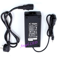 Free Shipping AC 100 240V Input Converter Adapter DC12V 10A Output Power Supply 120W Led Power