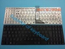 NOVO teclado Espanhol para ASUS X555 X555L X555LA X555LD X555LN X555LP X555LB X555LF X555LI X555U laptop teclado Espanhol