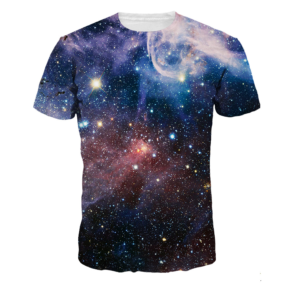 Online buy wholesale galaxy shirt from china galaxy shirt for Buy printed t shirts wholesale