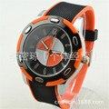 Nova Marca de Moda Casual Homens Relógio de Quartzo Silicone Esporte Militar Relógios Relogio Masculino masculino Relógio de Pulso Azul Quente