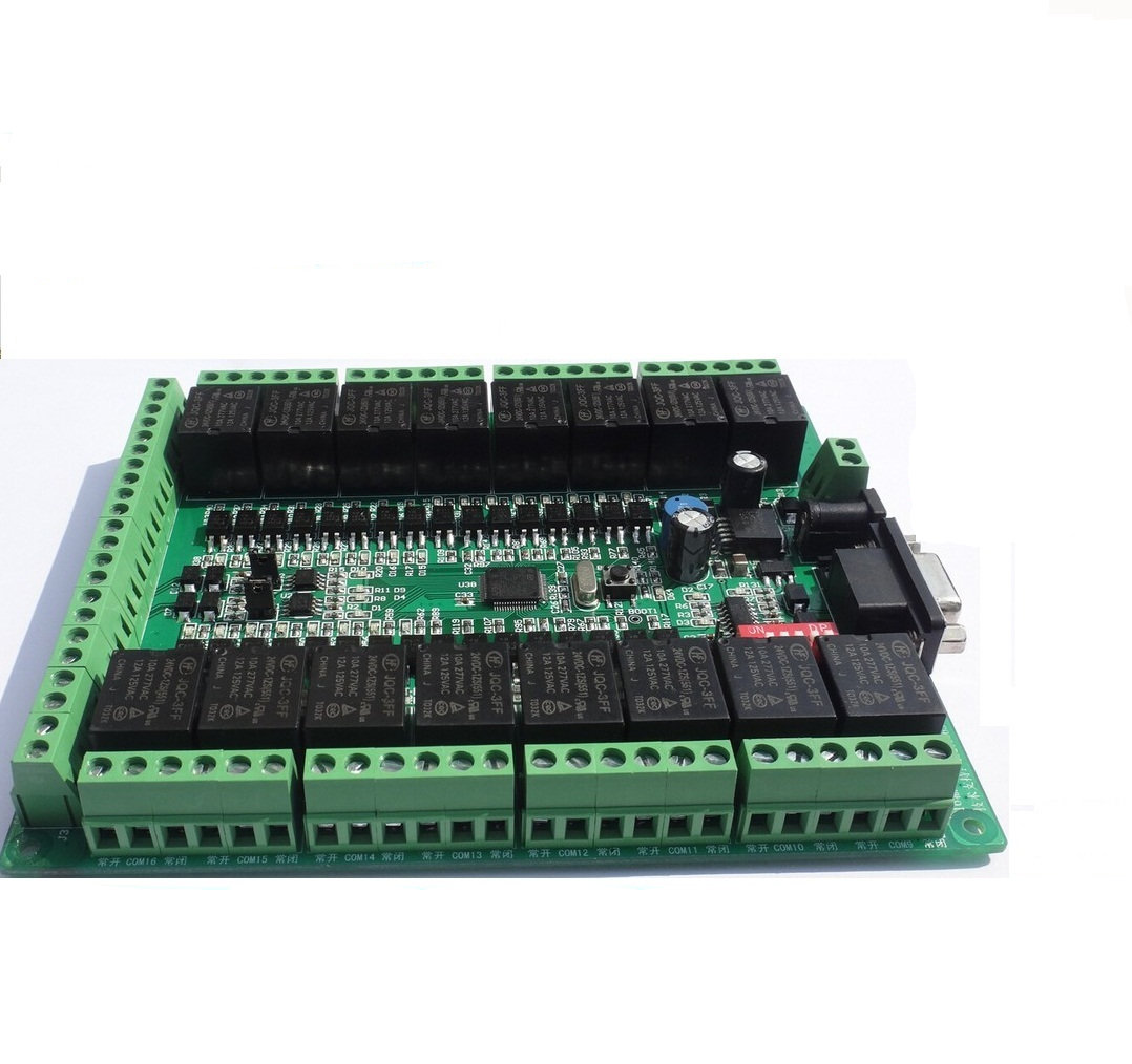 Relay/Control Board/16 Input/16 Output/RS485/RS232/CAN/ProgrammableRelay/Control Board/16 Input/16 Output/RS485/RS232/CAN/Programmable