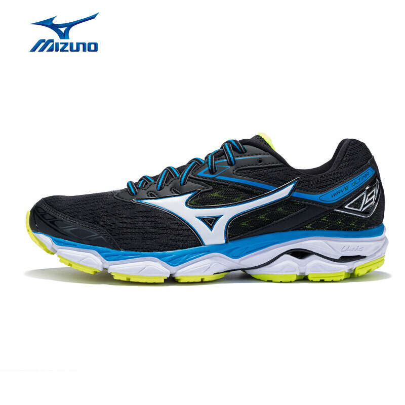 MIZUNO Men's WAVE ULTIMA 9 Running Shoes Light Weight Sports Shoes Cushion Breathable Sneakers J1GC170908 XYP615 mizuno mizuno wave catalyst
