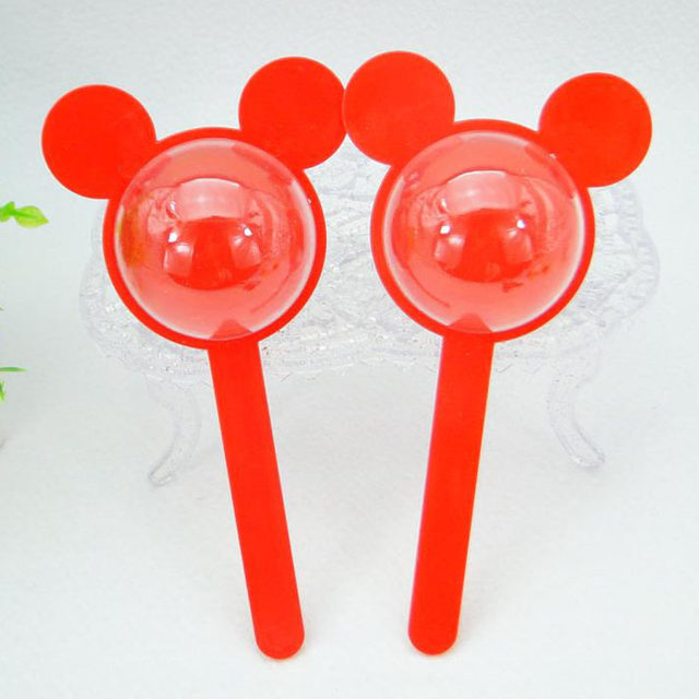 Online Shop 6 Colors-15pcs Mickey Mouse Plastic Candy Box Wedding ...