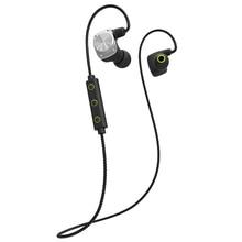 Mifo U6 Bluetooth Wireless Headset Impermeable Deporte Corriendo Auriculares Auriculares de Cancelación de Ruido Auriculares y Auriculares con micrófono