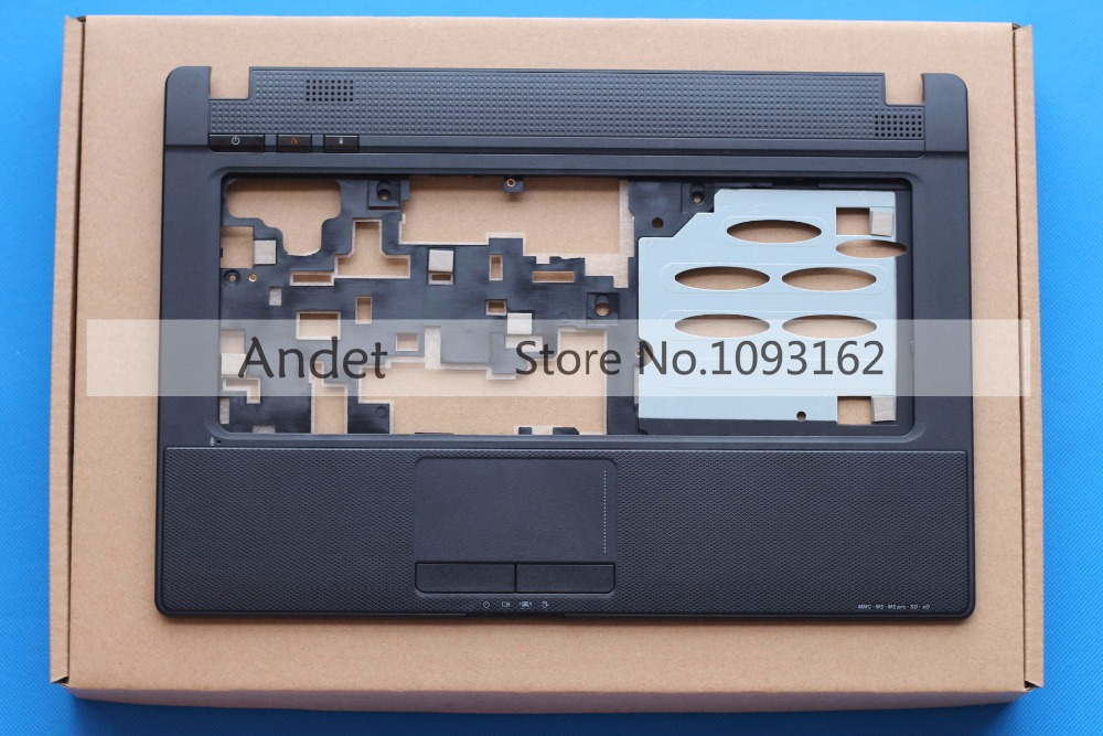 New Original For Lenovo G460 G465 Palmrest Keyboard Bezel Cover With  Touchpad