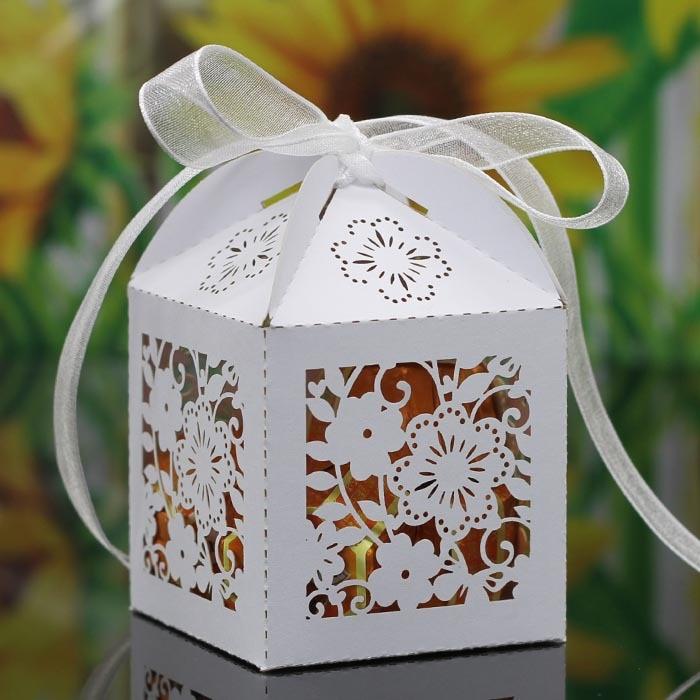 Beautiful Wedding Gifts: Beautiful Flower Pattern Wedding Favors And Gifts Wedding