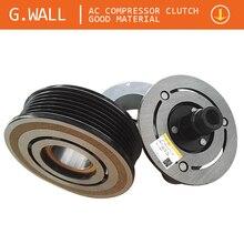 Высококачественный компрессор кондиционера сцепления для Mazda DISI 2.3L CX7 AC EG21-61-L30 сцепления EG21-61-L30A