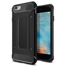 100% Original SGP Rugged Armor for iPhone 6s / 6 / iPhone 6s Plus / 6 Plus Case Slim & Soft TPU Drop Resistance Phone Cases