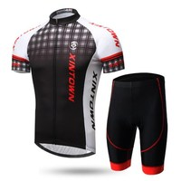 Q424 Sales Of High Quality Short Sleeve Cycling Jerseys 2017 New Short Cycling Suits Cycling Wear