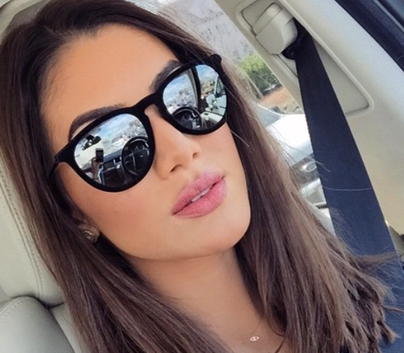 Classic modis Sunglasses Women Men Brand Designer Mirror Sunglass irregular Sun Glasse lentes de sol hombre mujer 2019
