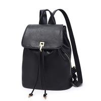 Vintage Antitheft Backpack Women 2018 Fashion New Large Capacity Women Shoulder Bag Leisure Soft Leather School Travel Back C794