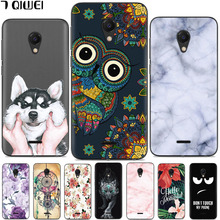 5.45' For Meizu C9 Pro Case Soft TPU Silicone Back Cover For