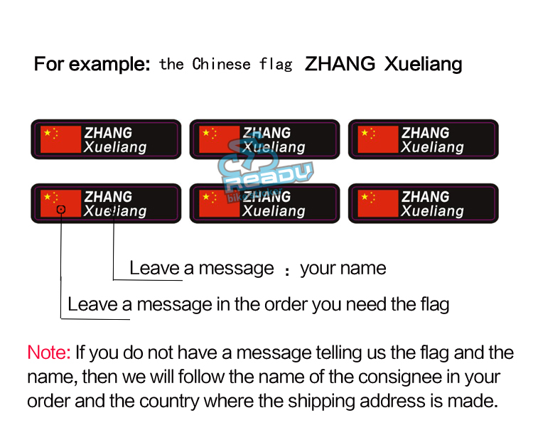 Tour de france road bike frame flag personal name custom rider id stickers no 5 in bicycle stickers from sports entertainment on aliexpress com alibaba