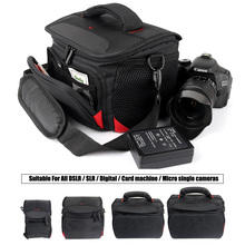Photo Backpack DLSR Camera Bag For Canon EOS Nikon Sony Pana