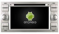 S190 Android 7.1 gps carro dvd Para FORD FUSION (2005-2009) jogador do Áudio do carro unidade de cabeça de navegação dispositivo BT WIFI 3G