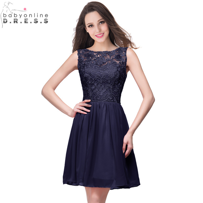robe demoiselle d 39 honneur cheap navy blue lavender chiffon short bridesmaid dresses 2017 under. Black Bedroom Furniture Sets. Home Design Ideas