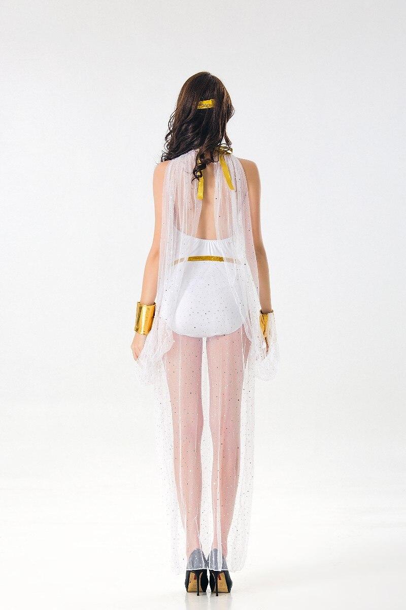 Sexy Ethereal Greek Goddess Costume