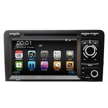 Car CD DVD Player  Radio Navigation Head unit for Audi A3/S3 2003 2004 2005 2006 2007 2008 2009 2010 2011