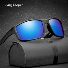 купить Vintage Sunglasses Woman Sunglass Men Polarized Sun Glasses Square Mirror Glasses Driving Fishing Eyewear Gafas de sol UV400 дешево