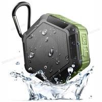 IP65 Waterdichte Draagbare Bluetooth Speaker Outdoor Mini Fiets Reizen Handenvrij Douche Klankkast voor xiaomi iPhone Android