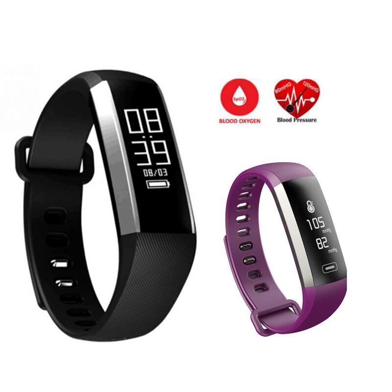 Original M2 Heart Rate Smart Bracelet Smart Band Fitness Tracker IP67 Waterproof Bluetooth wristband For iPhone