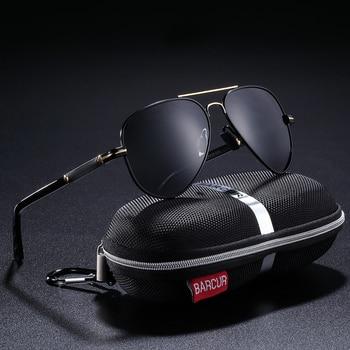 De Barcur Para Hombre Gafas Sol Polarizadas EID2e9YWH