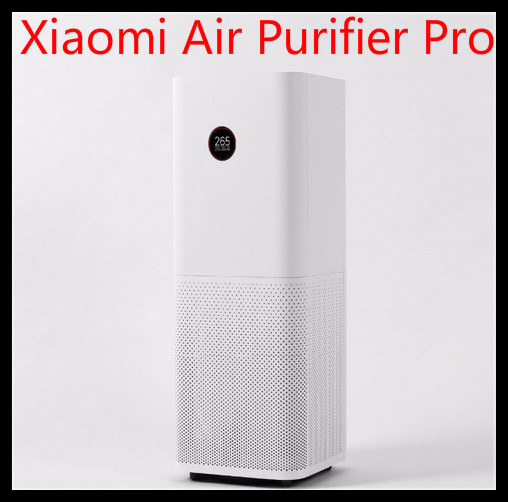 2016 New Original Xiaomi Air Purifier Pro OLED Display Screen Laser Particle Sensor 500m3/h Particulate Matter CADR for 60m3 1 3 inch 128x64 oled display module blue 7 pins spi interface diy oled screen diplay compatible for arduino