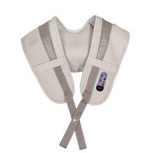 GPYOJA Scarf Massager Cape Massage Treatment Of Cervical Neck Massager Knock Lok Shoulder Massager Equipment