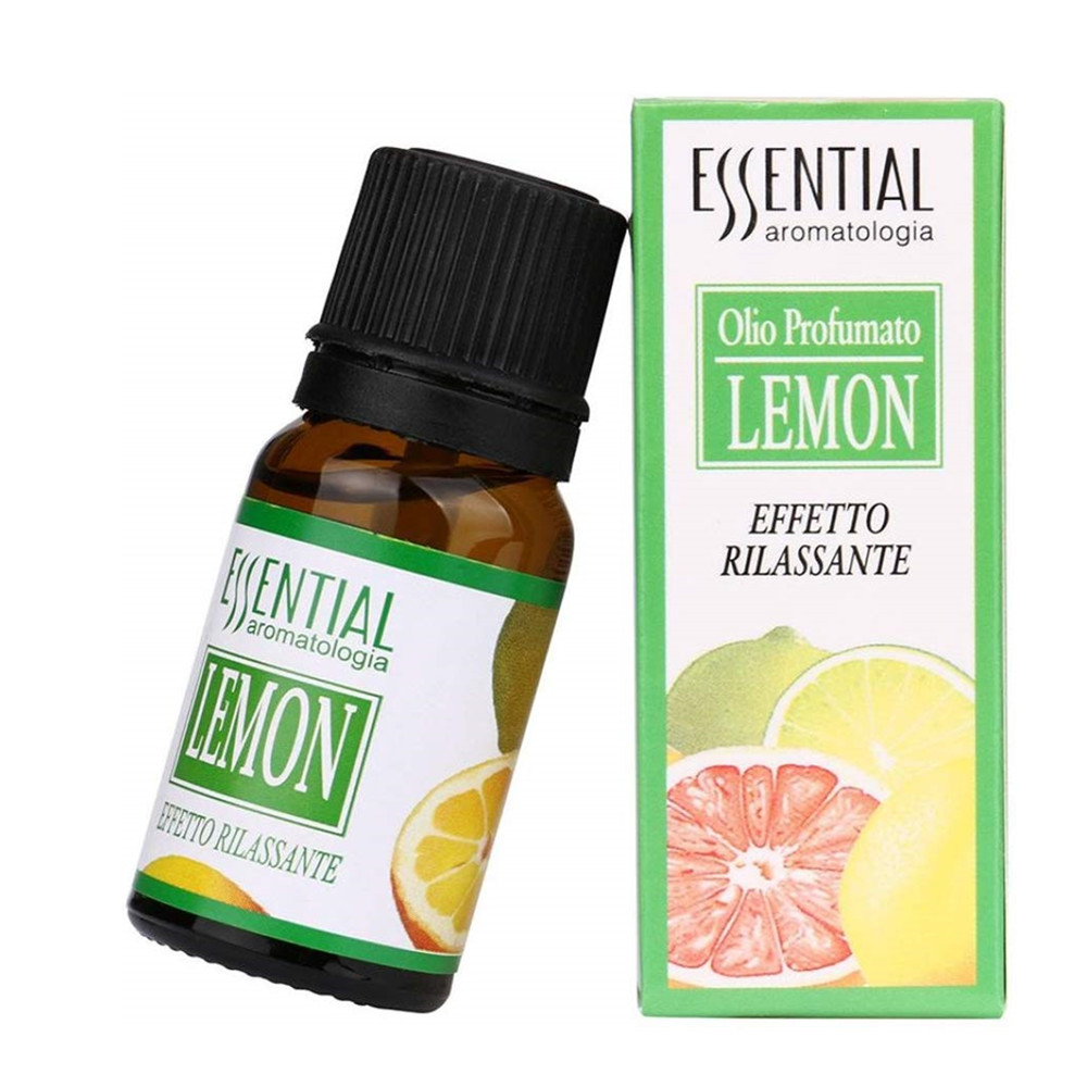Lemon Essential Oil 10ml  Therapeutic Grade 100% Pure Frankincense For Diffuser Humidifier With Water-soluble 12 Kinds