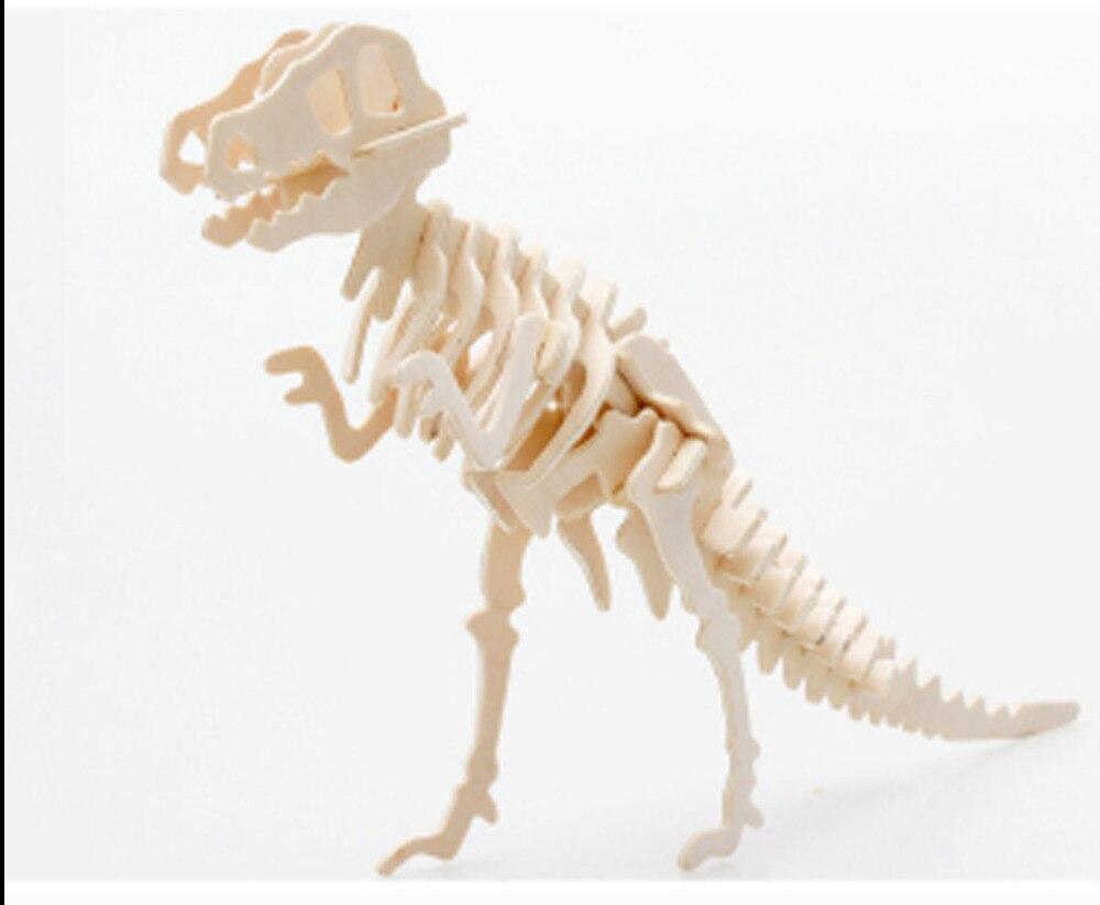 Dinosaur Tyrannosaurus Rex DWG CAD Drawing File For Cnc Laser Cutting Engraving D1