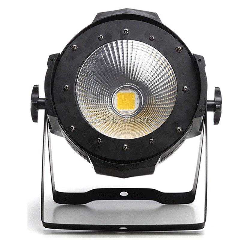 LED Par Light COB 100W High Power Aluminium DJ DMX Led Beam Wash Strobe Effect Stage Lighting