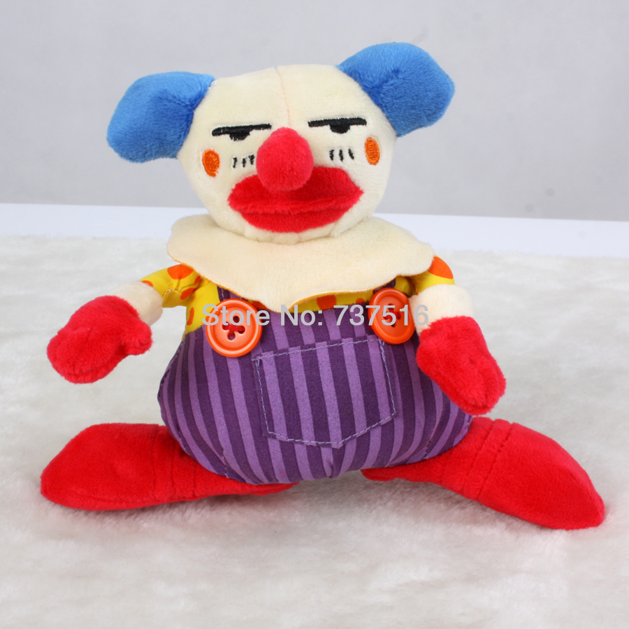 Toy Story Figure 6.5'' Chuckles The Clown Stuffed Plush Doll Toys Cartoon Movie New
