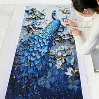 Big size DIY Diamond Painting Special Daimond Accessories Embroidery Girl Adult 5D puzzle Handmade toy Diamond Painting gifts