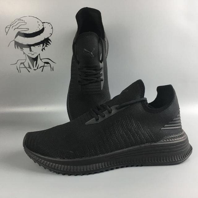 2eaad39d0b6499 2018Original New Arrival 2018 PUMA AVID evoKNIT Men s and women s badminton shoes  Shoes Sneakers