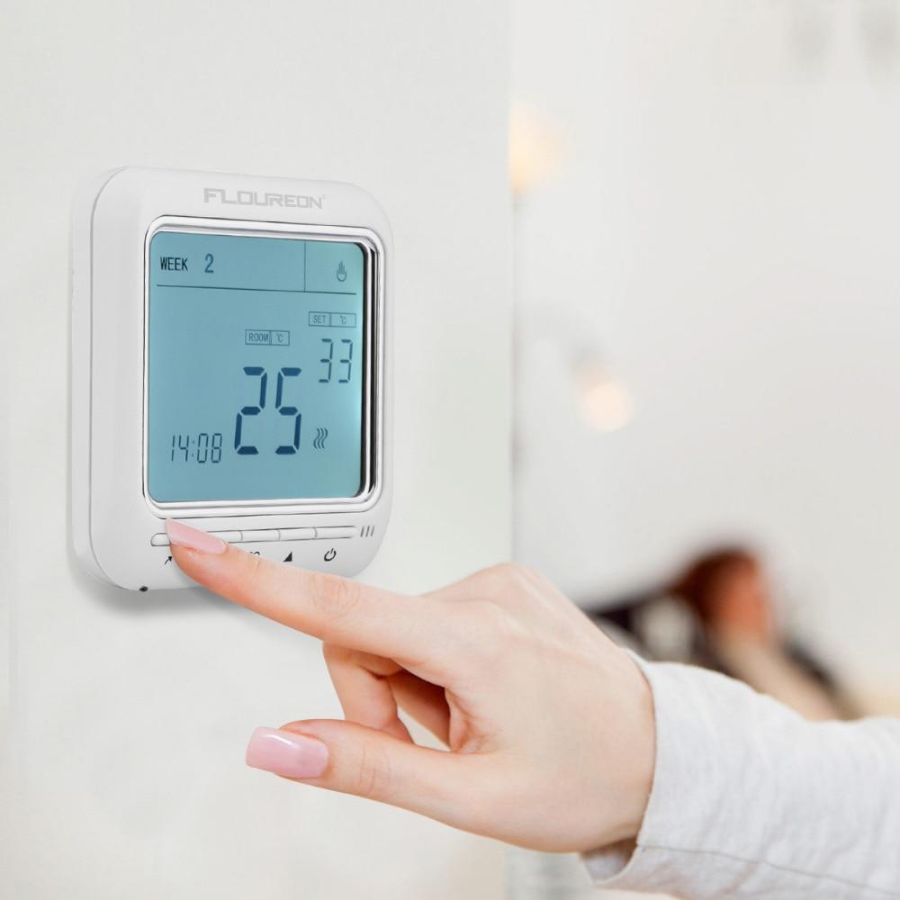 Floureon Digital Temperature Regulator Lcd Backlight
