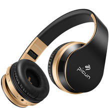 Sound Intone P16 Bluetooth Headphones With Mic. TF MP3 Earphone Stereo Bass Gaming Headsets HIFI Music Auriculares For Xiaomi PC