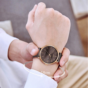 Image 5 - Relógios NAVIFORCE Moda Quartzo Homens Relógio À Prova D Água Esportes dos homens Relógios De Pulso Simples Data Analógico Masculino Relógio Relogio masculino
