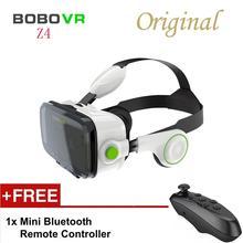 เดิมบลูทูธการควบคุมระยะไกลBOBOVR Z4ความจริงเสมือนแว่นตา3D 120องศาFOVชุดหูฟัง3Dภาพยนตร์วิดีโอเกมหูฟัง