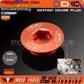 Двигателя Зажигания Крышка Разъем Для KTM 250 350 450 505 450 SXF SMR EXCF XCW 690 990 1190 DUKE R SMC SMT СМР Superduke RC8 Приключения