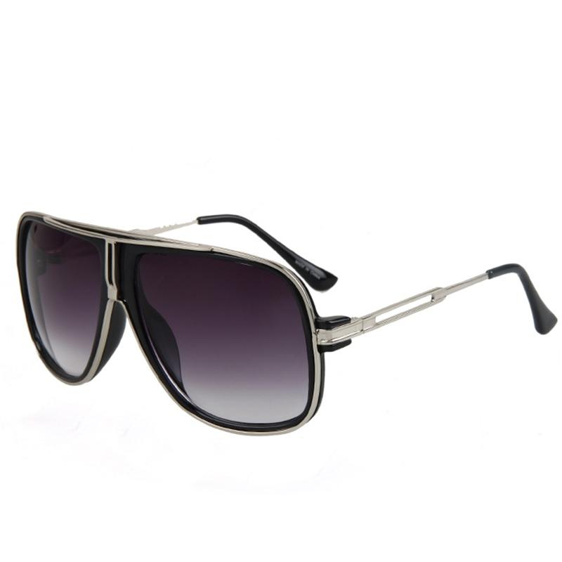 Mode zonnebril mannen vrouwen 2018 luxe merk designer zonnebril dames - Kledingaccessoires - Foto 4