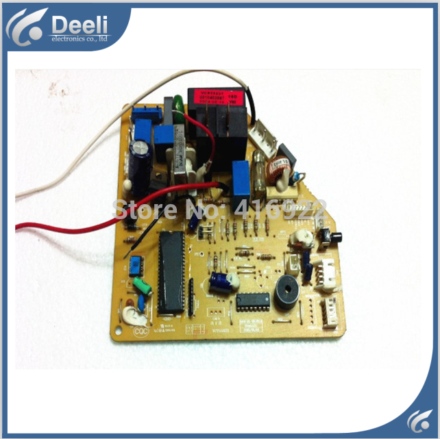 95% new good working air conditioning computer board for haier 0010402987 motherboardon sale 95% new for haier refrigerator computer board circuit board bcd 198k 0064000619 driver board good working