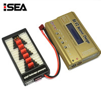 HTRC 80W IMAX B6 V2 Balance Charger With XT60 Parallel Charge Board Charging Plate For Imax